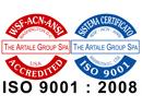 Certificazione ISO 9001:2008 Nordest Ingegneria S.r.l.